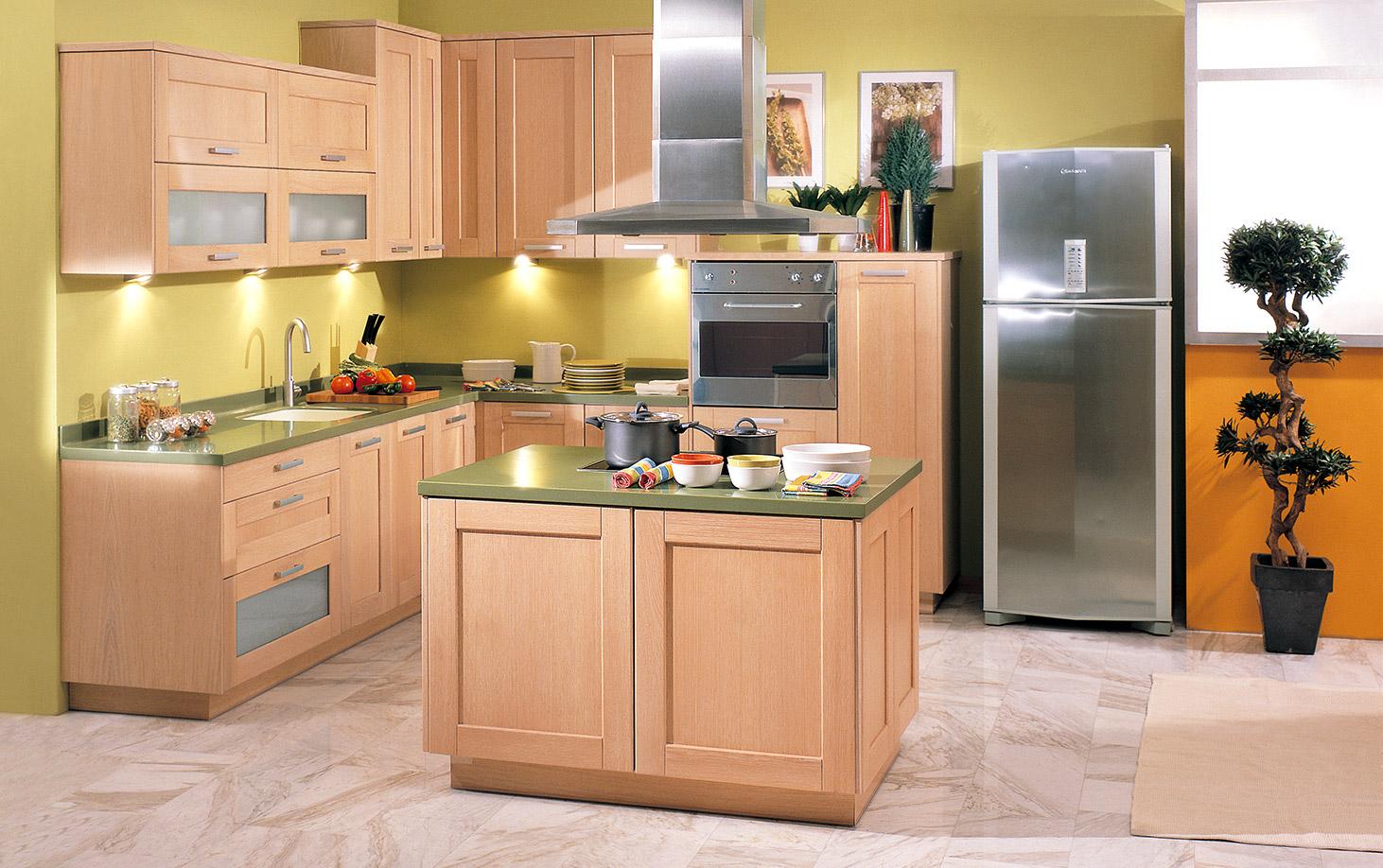 κλασική κουζίνα wide frame