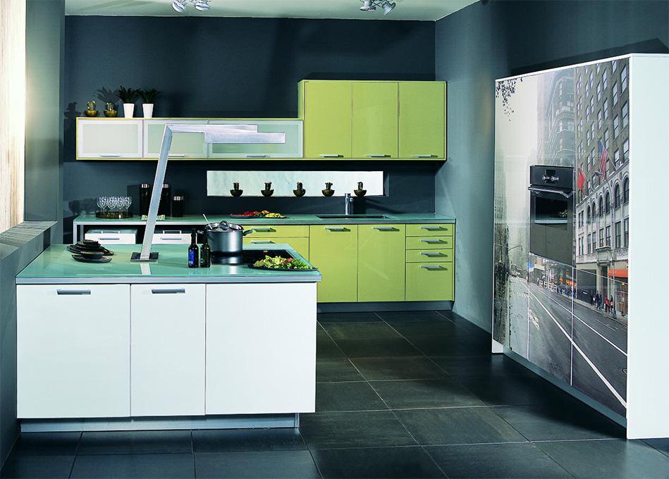 δάπεδο της κουζίνας - Eliton-kitchen-View