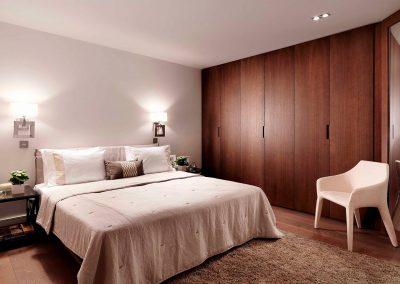 Mayfair, London: Bedroom