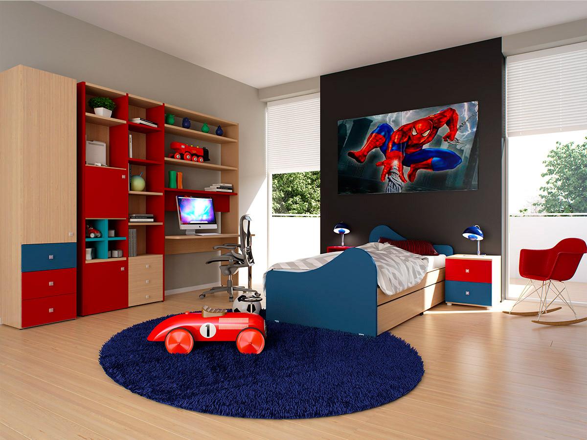 παιδικό δωμάτιο surf
