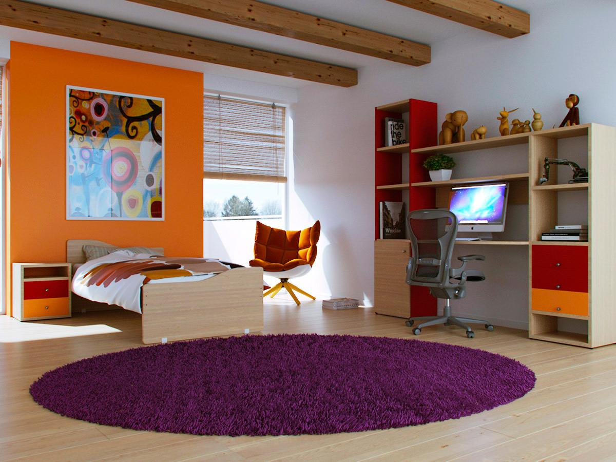 παιδικό δωμάτιο tetra