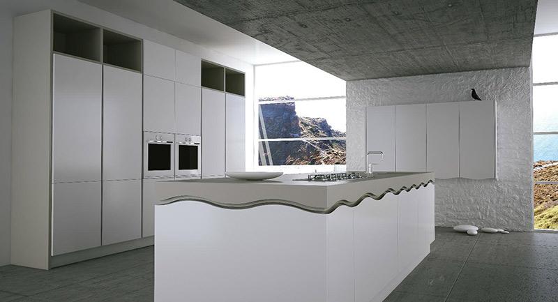 κουζίνες waves by eliton