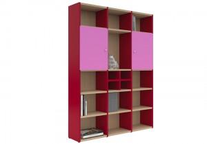 Bookcases  – Dali system