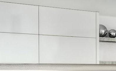 gola: μηχανισμός ανύψωσης με πτυσσόμενη πόρτα