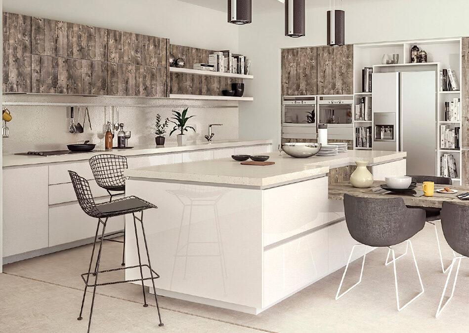 Διάταξη κουζίνας: Η θέση των λευκών συσκευών