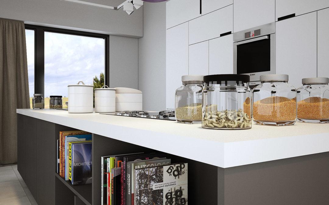 Γυάλινα βαζάκια κουζίνας: 10 έξυπνες χρήσεις