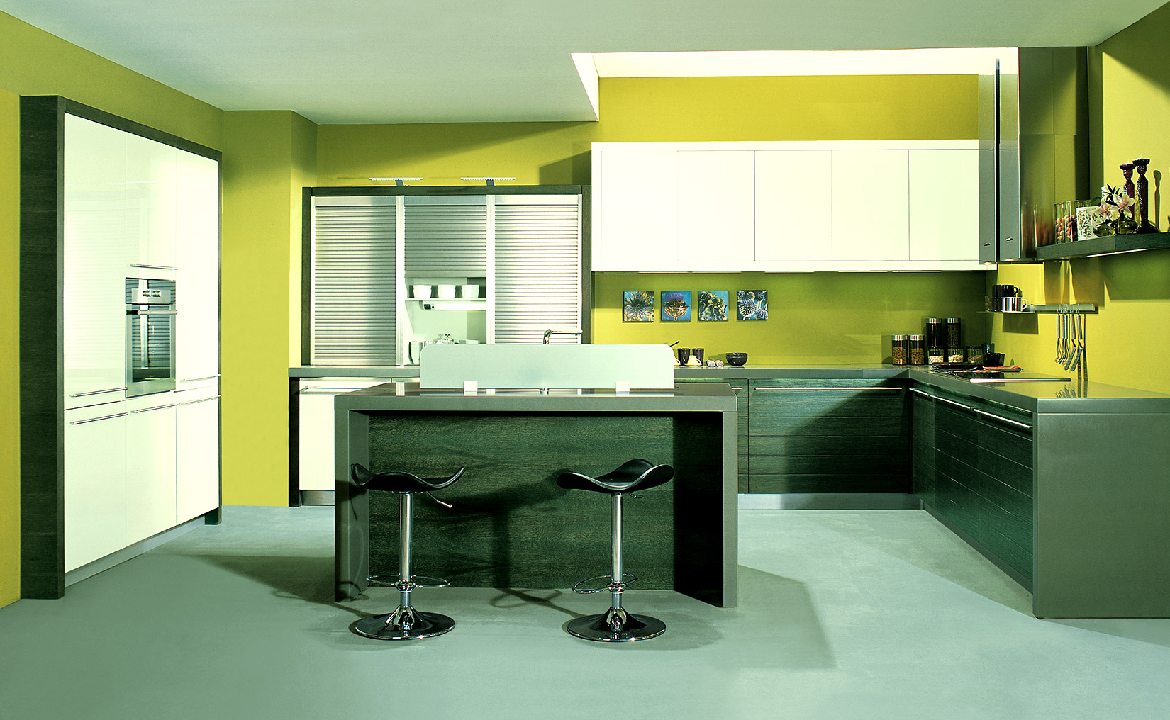 jazz modern kitchen