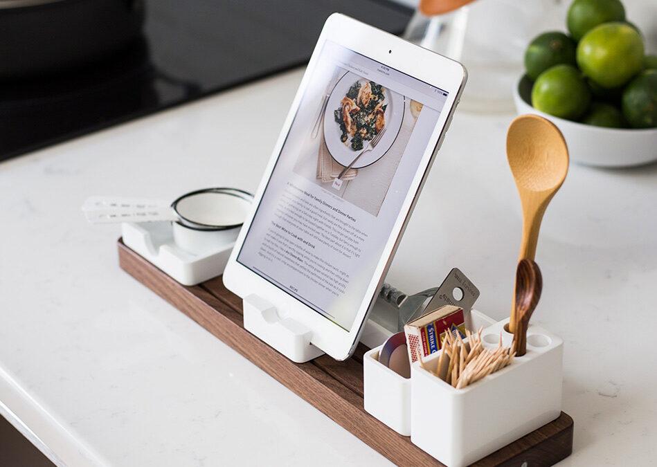 Δημιουργώντας μια έξυπνη κουζίνα με τις κατάλληλες συσκευές και gadgets!