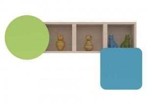 Νuvola Bookcases