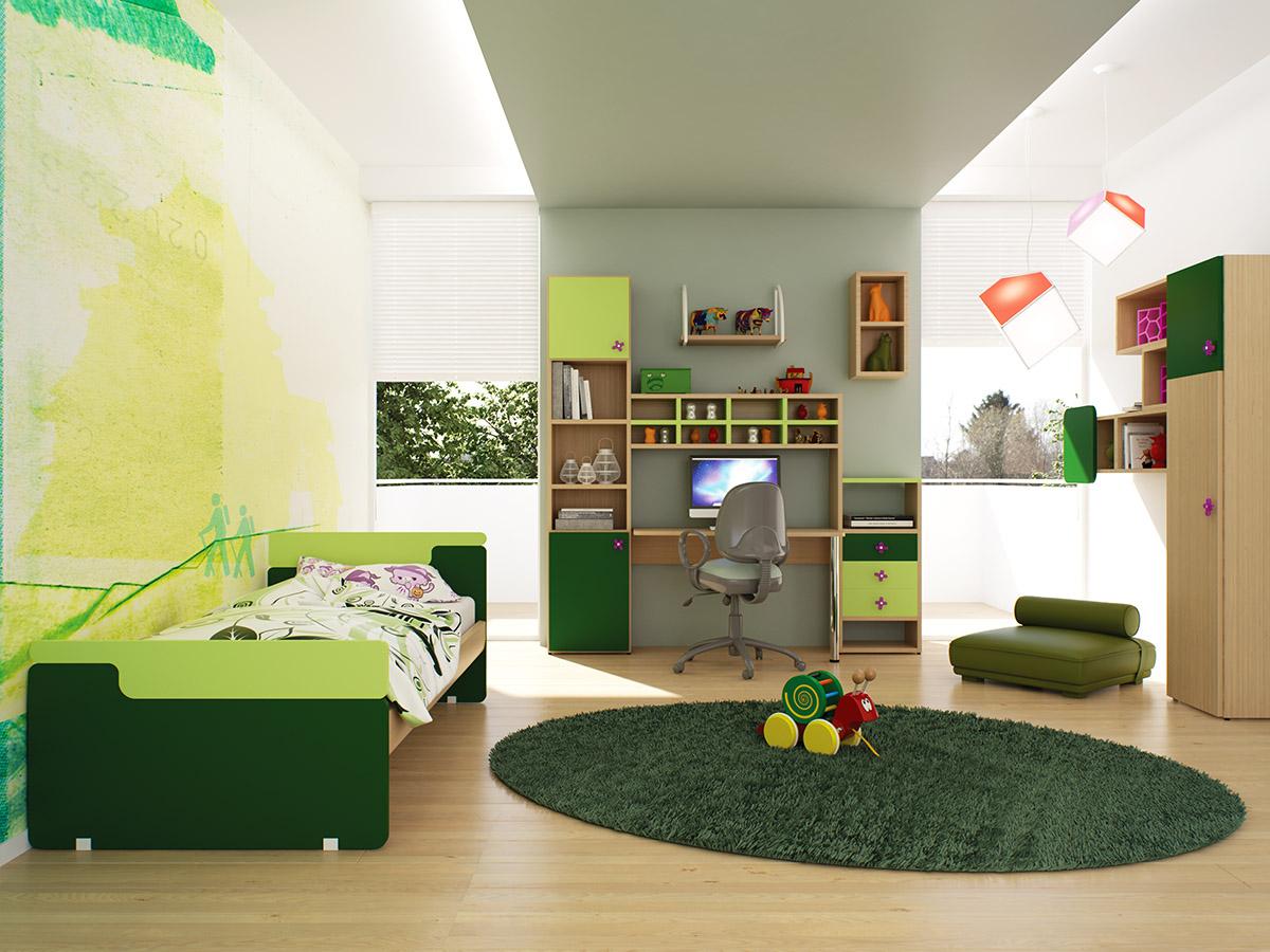 παιδικό δωμάτιο palmosh