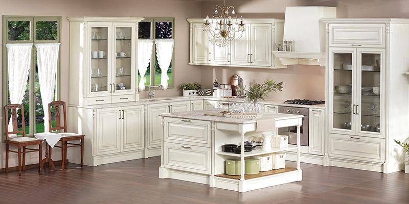pearl classic kitchen