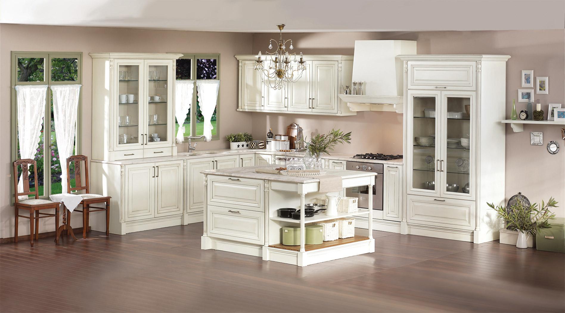 pearl κλασική κουζίνα