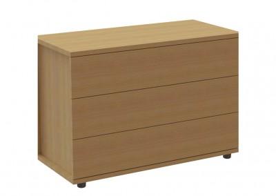 prima 3: συρταριέρα 110×51,8x73cm