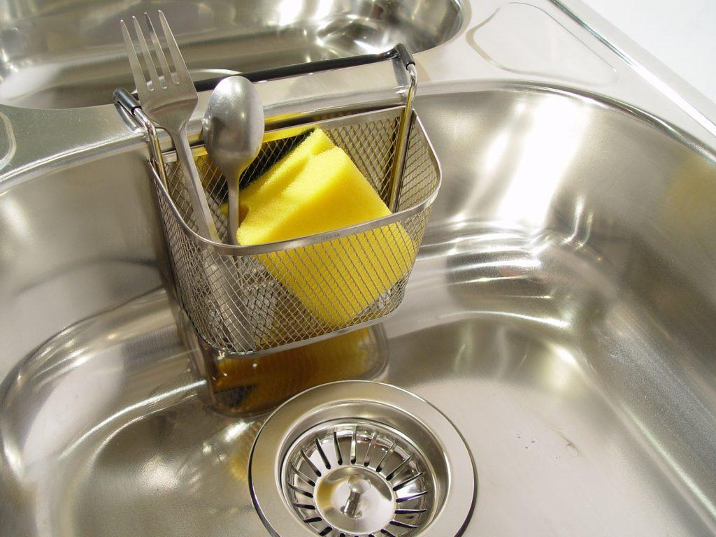 τα μικρόβια στο σπίτι σας - Νεροχύτης