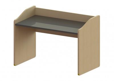 tetra: αυτόνομο γραφείο 120x85cm