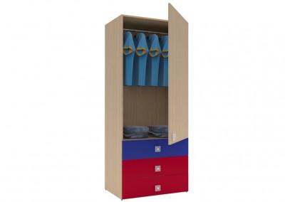 παιδική ντουλάπα UNO