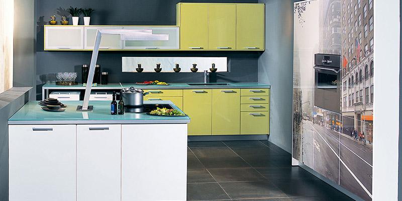 μοντέρνες κουζίνες view